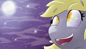 Stary eyes by TheDerpyEnthusiast