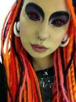 Review for Gambyt Scleral Lenses by FXEYES by Kabuki-Bunny