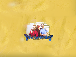 Paramore wallpaper by RockedSheep