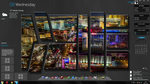 Las Vegas UHD (Windows theme, rainmeter) by ellord333