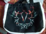 Black Veil Brides bag by A7XFan666