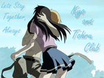 Kyo and Tohru ID by Kyo-and-Tohru-Club