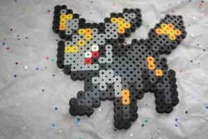 #197 Umbreon mini by Puppylover5