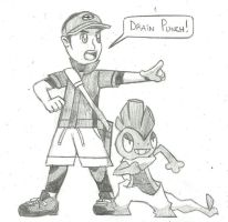 Trainer And Hoodlum by PATUX3T