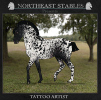 ES Tattoo Artist 206 by NorthEast-Stables