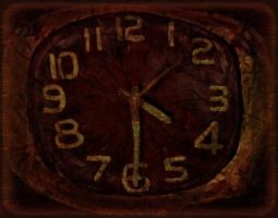 Time is Decadent... by Bicycle-BuiltForTwo