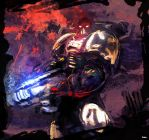 Space Marine 13 by Falcon-