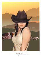 Cowgirl by zeolyte