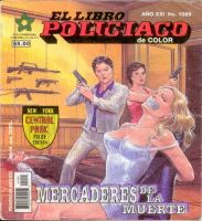 Libro Policiaco 1089 bound and gagged by detectivesambaphile