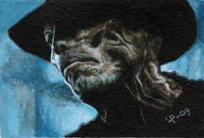 Freddy 2010 ACEO by Aiwe
