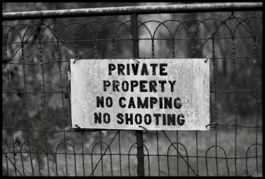 Private Property by ampoule