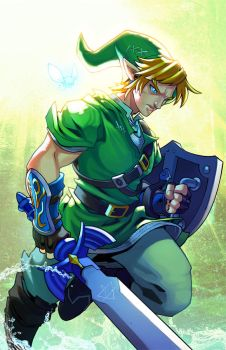 Link by Eddy-Swan-Colors