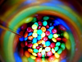 Funky MM's by SteflynPhotography