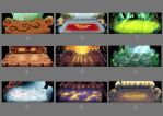 Environment Thumbnails by nfteixeira