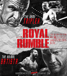 ROYAL RUMBLE Triple H vs Batista - HardcoreArtist by HardcoreArtistGFX