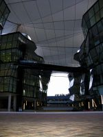 LASALLE College of the Arts by xoddstarx