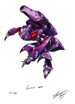 Genesect used Squirtle Wax by MarxForever