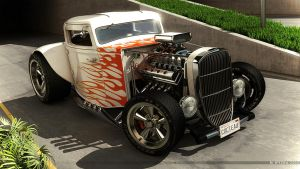 Hotrod outdoor 2010 by deremwee
