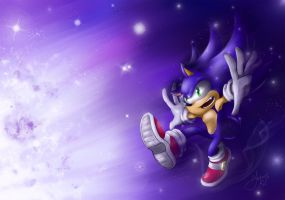 Sonic in Astral by KetLike