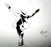 Smooth Criminal by Kiiras
