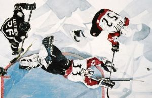 The Avalanche Hockey by Meador