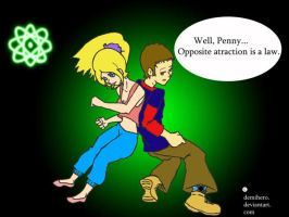 Shenny: Opposites Attract by Demihero