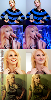 Hayley Williams action by Lex-Bree