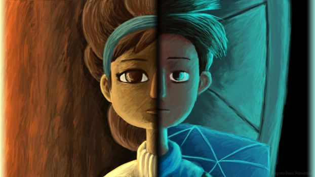 Broken Age - Parallel Lives by Anagram-Daine