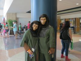 TBCC 2014 - Planet of the Apes by CarlShepard