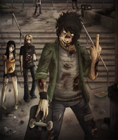 8. Undead / Zombie by KingNeroche