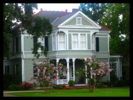 Historic Home in Franklin by SalemCat