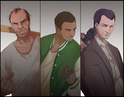 gta5 by poorbird