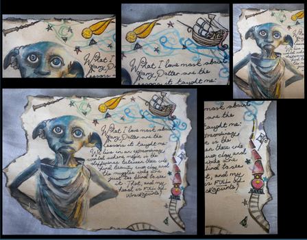 Biggest Harry Potter Fan Competition Entry by IggyFiveSpice