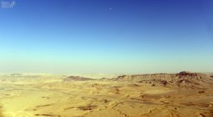 The Ramon Crater, Israel by Tomer-DA