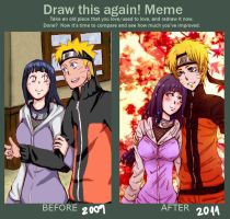 Draw this again meme by nyuhatter