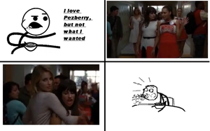 I Kissed a Girl...and Faberry? by MiranaxAlice