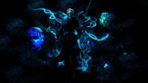 Vergil Wallpaper (DMC devil may cry) by tannen97