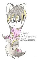 Clover the Chinchilla by mlp44