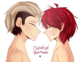 Chemical Brothers by estoesmiARTE