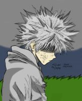 Killua - hunter x hunter by Mizuko13