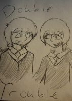 St-AlIcE RQ: fred and george by ZOMBIE-LEXI69