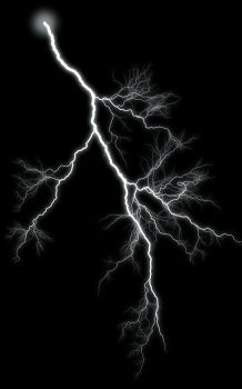 Lightning Graphic 5 by SB-Photography-Stock