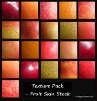 Texture Pack - Fruit Skins by rockgem
