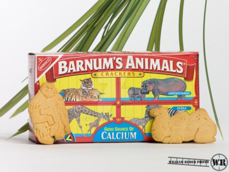 ANIMAL CRACKERS by Pepito1899