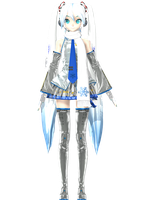 video PROJECT DIVA ARCADE HATSUNE MIKU SNOW 2011 by johnjan11