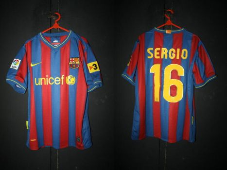 jersey barcelona sergio by paradigma-rby