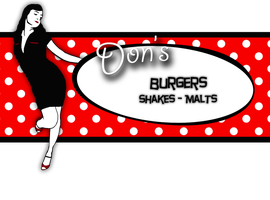 Don's Burgers by AshPnX