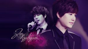 #13 Kyuhyun from Wallpaper SJ13_2012 set by waterclear88