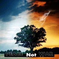 Peace Not War by aquabrush