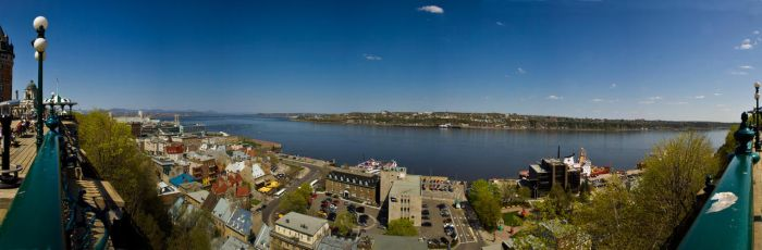 Quebec Panorama VI by Rubus65